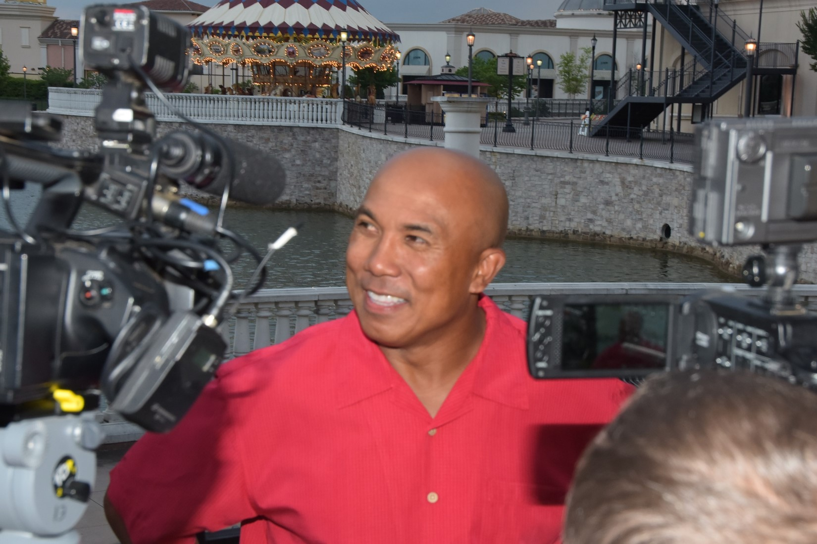 Hines Ward interview